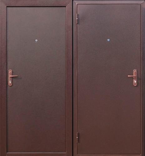 металлическая дверь в борисове